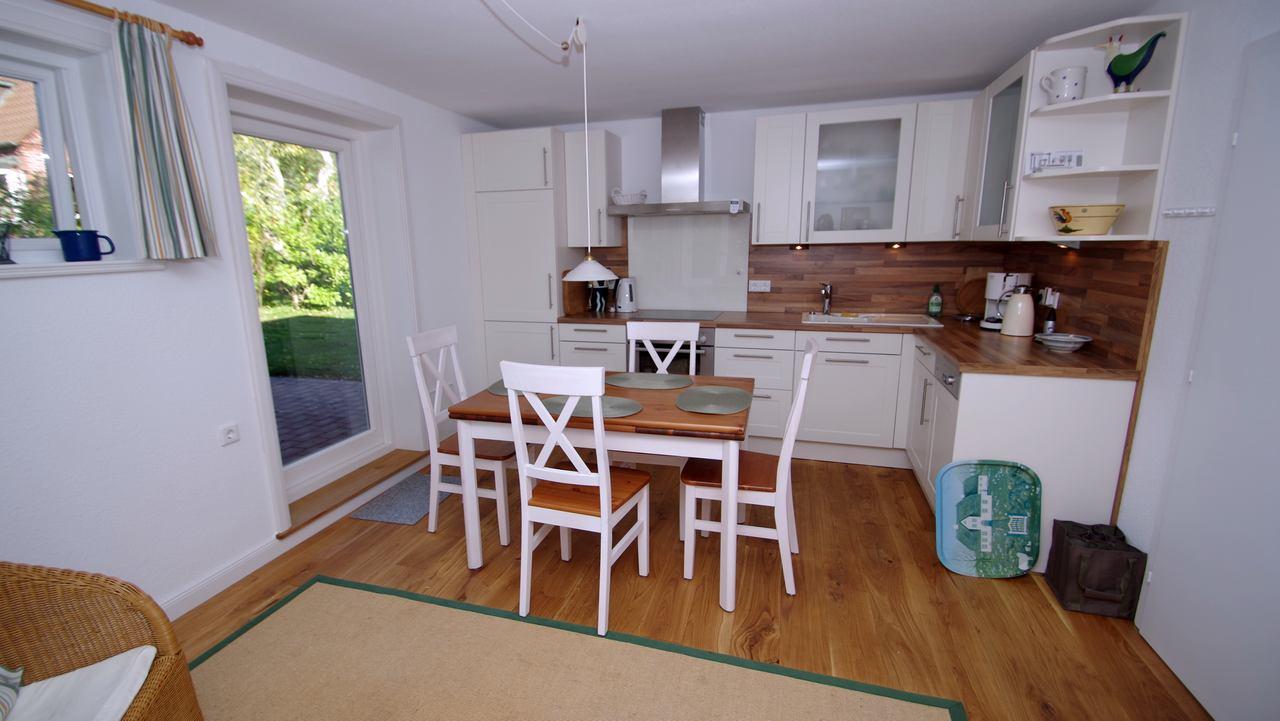 die wohnk che ferienhaus rebbelstieg. Black Bedroom Furniture Sets. Home Design Ideas
